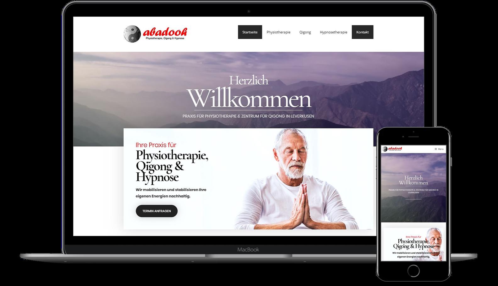 Webdesigner in Leverkusen